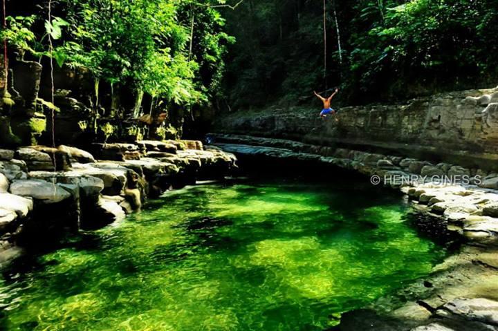 Satipo piscina natural de betania 15 for Piscina natural de puerto santiago
