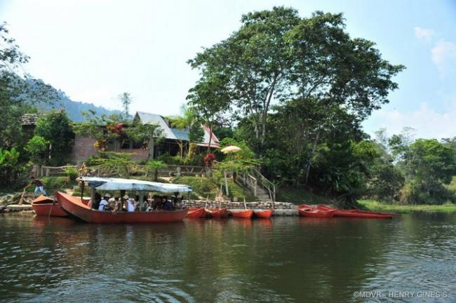 Laguna El Oconal Villa Rica 4