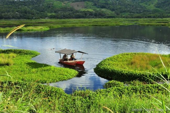 Laguna El Oconal Villa Rica