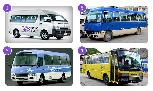 Transportes Donna Tours 2