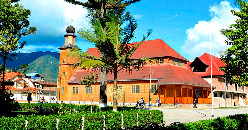 Iglesia - Oxapampa